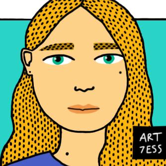art7ess - blog - header - single me - square